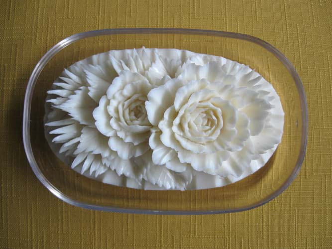Soap Carving Art by Yu...