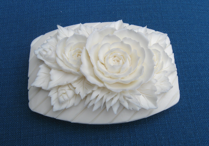 The gallery for gt simple wood carving flower